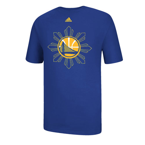 Rockets Vs Warriors Head To Head This Season: Golden State Warriors Adidas Filipino Heritage Tee Roya