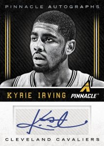 Kyrie Irving - Pinnacle Autographs