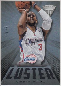 Chris Paul - Luster