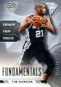 Tim Duncan - Fundamentals