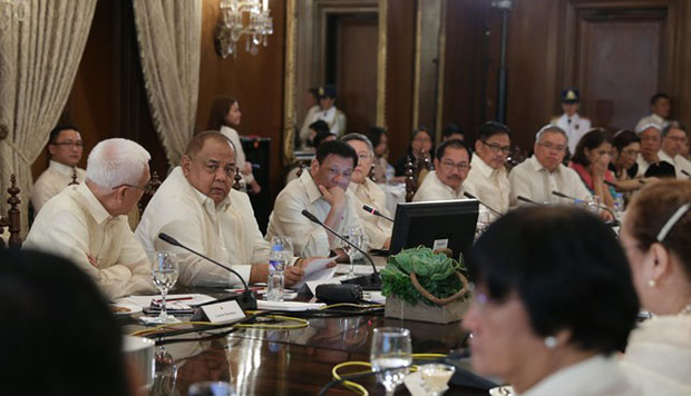 Cabinet Members Of Duterte Administration Full List Pinoyboxbreak