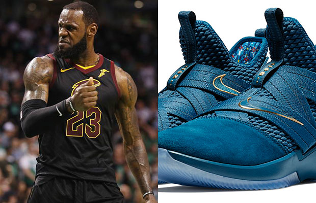 """de6a2a7b0799 Latest LeBron James Nike Shoes Soldier 12 """"Agimat"""" Soon In The Philippines"""