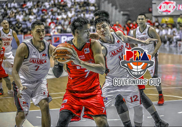 Alaska vs Blackwater | October 21, 2018 | PBA Livestream - 2018 PBA Governors' Cup