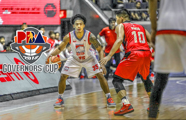 Blackwater vs Columbian | October 27, 2018 | PBA Livestream - 2018 PBA Governors' Cup