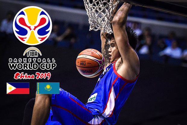Philippines (Gilas Pilipinas) vs Kazakhstan - 2019 FIBA World Cup Asian Qualifiers Live Streaming (November 30, 2018) | Fifth Window