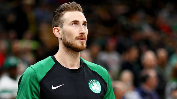 Gordon Hayward Moved To Sixth Man Role