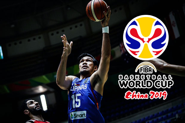 Gilas Pilipinas 20-man Pool for 2019 FIBA World Cup Asian Qualifiers Versus Kazakhstan and Iran