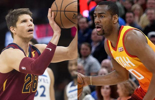 NBA Trade Alert: Kyle Korver Returns In Utah For Alec Burks