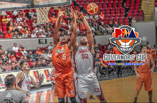 Alaska vs Meralco | November 11, 2018 | PBA Livestream - 2018 PBA Governors' Cup Semi-Finals Game 1
