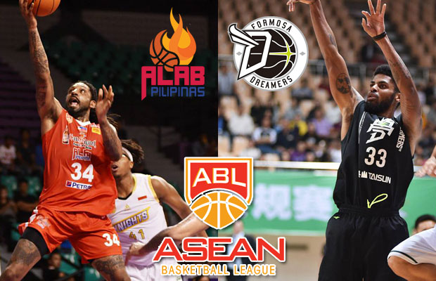 Alab Pilipinas vs Taiwan Formosa Dreamers | December 21, 2018 | Elimination Round | ABL Livestream