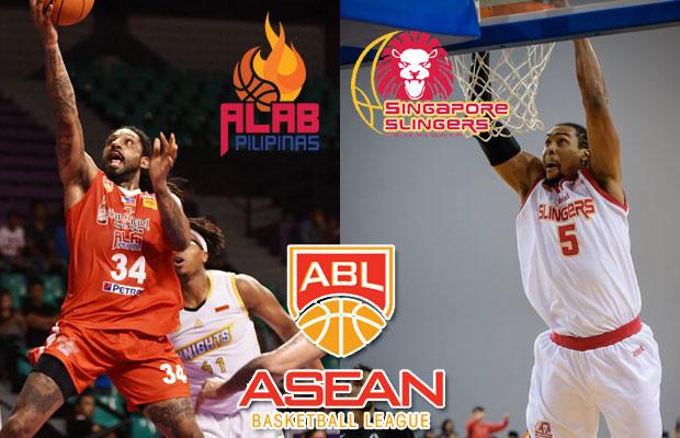 Alab Pilipinas vs Singapore Slingers   December 23, 2018   Elimination Round   ABL Livestream