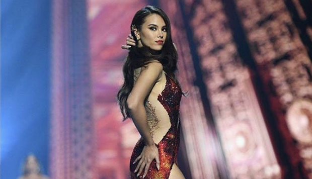 Miss Philippines Bet Catriona Gray Makes It To The Top 3 of Miss Universe 2018