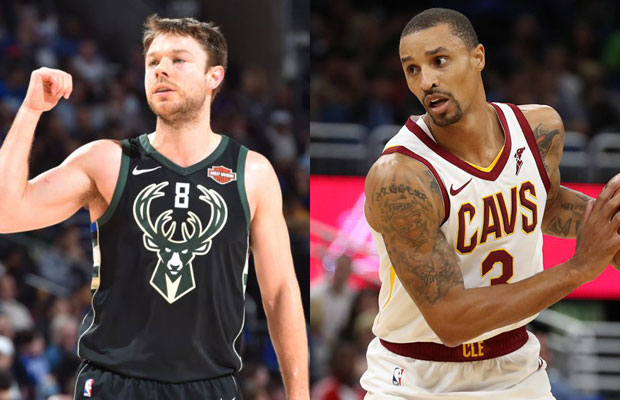 NBA Trade Alert: Matthew Dellavedova Back In Cleveland In Exchange For George Hill