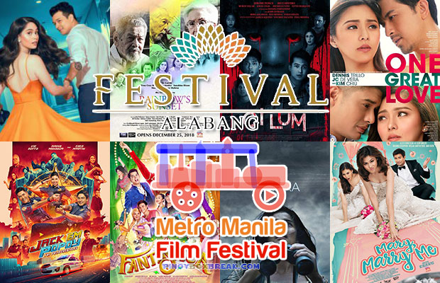 Festival Supermall Alabang Cinema Movie Schedule And Guide | December 25, 2018 to January 7, 2019