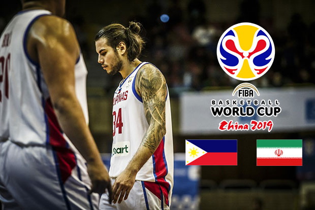 Philippines (Gilas Pilipinas) vs Iran - 2019 FIBA World Cup Asian Qualifiers Live Streaming (December 3, 2018) | Fifth Window