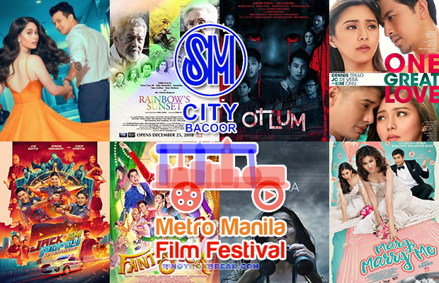 SM City Bacoor Cinema Movie Schedule And Guide | December 25, 2018 to January 7, 2019