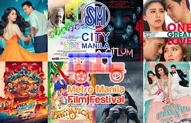 SM City Manila Cinema Movie Schedule And Guide | December 25, 2018 to January 7, 2019