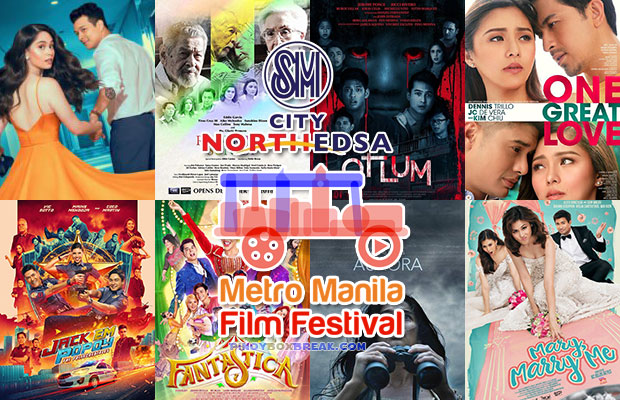 SM City North EDSA Cinema Movie Schedule And Guide | December 25, 2018 to January 7, 2019
