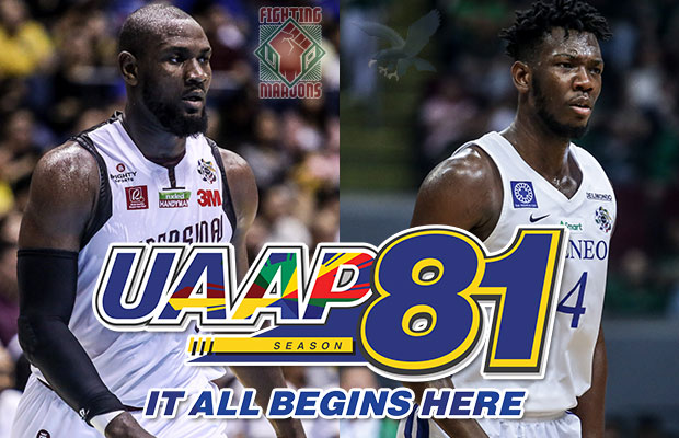 Ateneo de Manila University (AdMU) vs University of the Philippines (UP) Game 1 Finals | December 1, 2018 | UAAP Season 81 Livestream