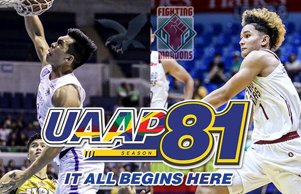 Ateneo de Manila University (AdMU) vs University of the Philippines (UP) Game 2 Finals | December 5, 2018 | UAAP Season 81 Livestream