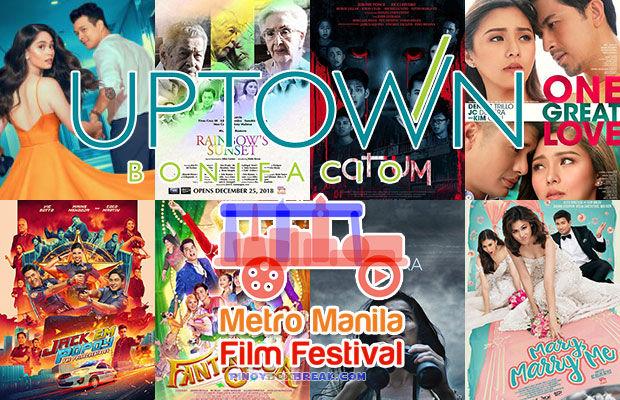 Uptown Mall Cinema Movie Schedule And Guide | December 25, 2018 to January 7, 2019