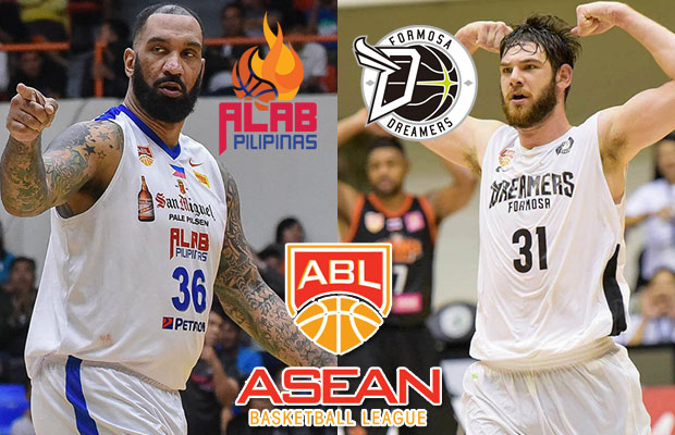 Alab Pilipinas vs Taiwan Formosa Dreamers | January 13, 2019 | Elimination Round | ABL Livestream