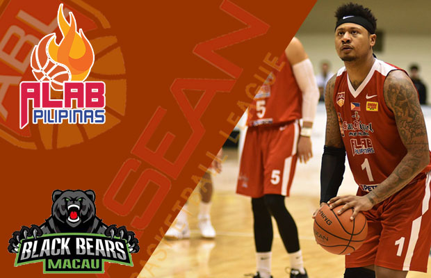 Alab Pilipinas vs Macau Bears | January 18, 2019 | Elimination Round | ABL Livestream