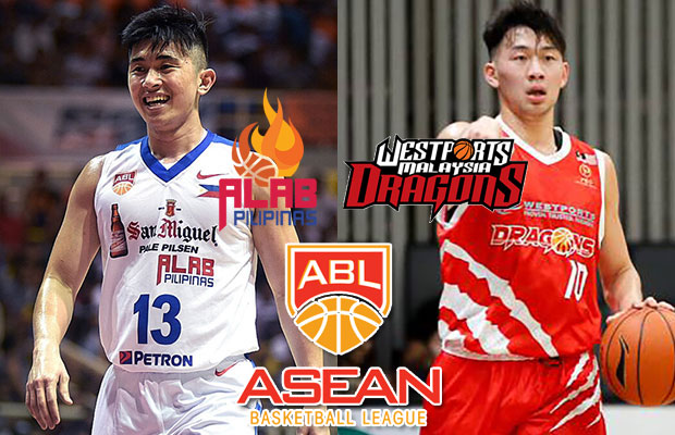Alab Pilipinas vs Westports Malaysia Dragons | January 25, 2019 | Elimination Round | ABL Livestream