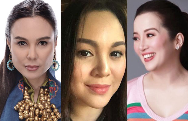 Gretchen Barretto Said That Kris Aquino Called Her Sister Claudine To Help Destroy Her.