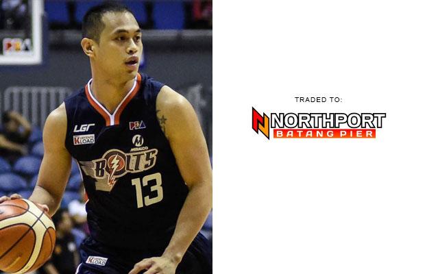 PBA Trade Alert: Garvo Lanete Sent To NorthPort Batang Pier For A Future Pick