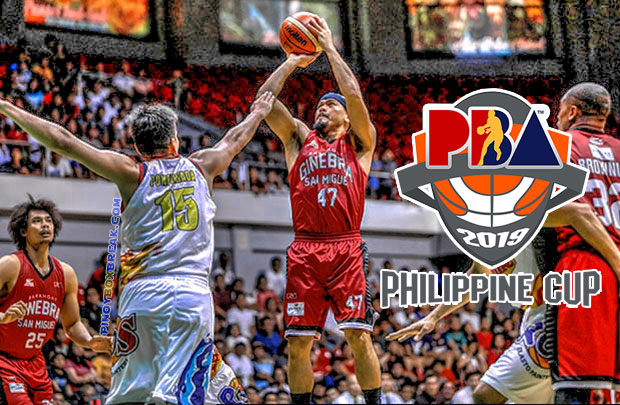 Ginebra vs Rain or Shine (ROS) | January 26, 2019 | PBA Livestream - 2019 PBA Philippine Cup