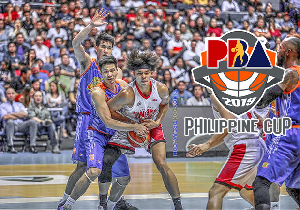 Ginebra vs Talk 'N Text (TNT) | January 13, 2019 | PBA Livestream - 2019 PBA Philippine Cup