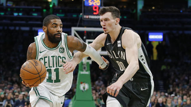 The Boston Celtics wins three-game in a row after disposing the visiting  Brooklyn Nets 9868f7e6f