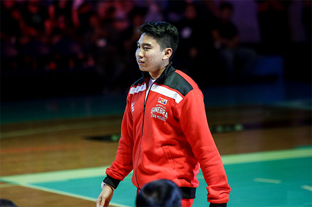 Jett Manuel Quits PBA, Pursue Engineering Career