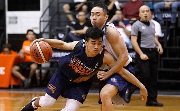 JP Calvo Is The New Starting Point Guard For Dyip?
