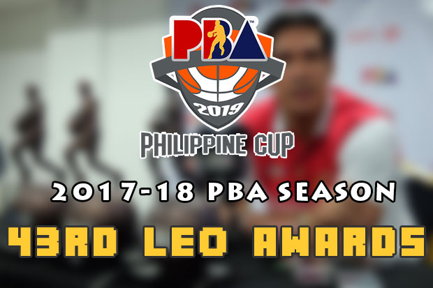 43rd PBA Leo Awards Livestream | January 13, 2019