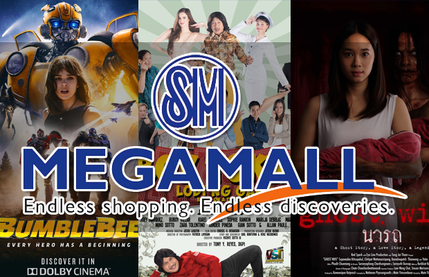 SM Megamall Cinema Movie Schedule And Guide | January 10 to 16, 2019