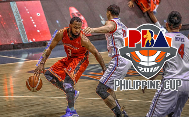NorthPort vs Columbian Dyip | January 25, 2019 | PBA Livestream - 2019 PBA Philippine Cup