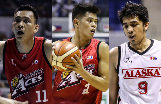 Baclao, Pascual And Cruz Each Received New Contract With Aces