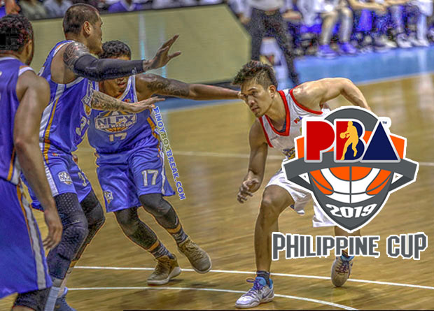 Rain or Shine (ROS) vs NLEX | January 18, 2019 | PBA Livestream - 2019 PBA Philippine Cup
