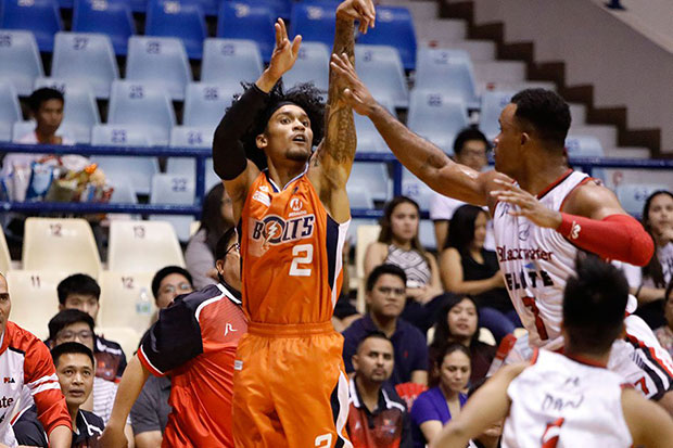 PBA Recap: Trevor Jackson Stepped Up, Gave Meralco First Victory