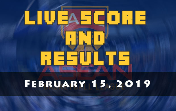 Alab Pilipinas Live Score And Result: February 15, 2019 (ABL)