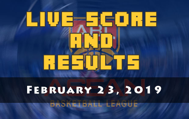 Alab Pilipinas Live Score And Result: February 23, 2019 (ABL)