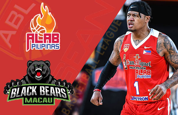 Alab Pilipinas vs Macau Black Bears | February 27, 2019 | Elimination Round | ABL Livestream