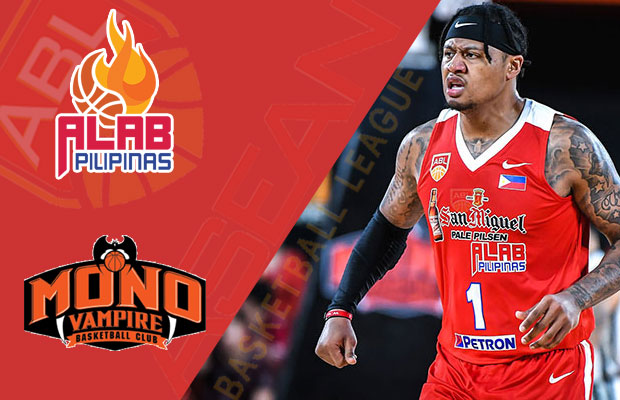 Alab Pilipinas vs Thailand Mono Vampire | February 23, 2019 | Elimination Round | ABL Livestream