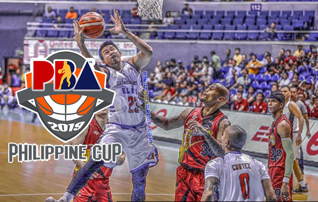San Miguel (SMB) vs Blackwater | February 6, 2019 | PBA Livestream - 2019 PBA Philippine Cup