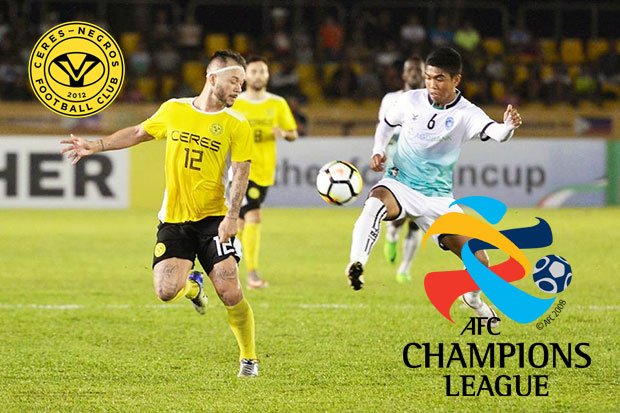 Ceres-Negros FC vs Yangon United | February 5, 2019 | 2019 AFC Champions League Live Streaming | Preliminary Stage