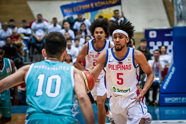 Gilas Pilipinas Will Go To China For The 2019 FIBA World Cup