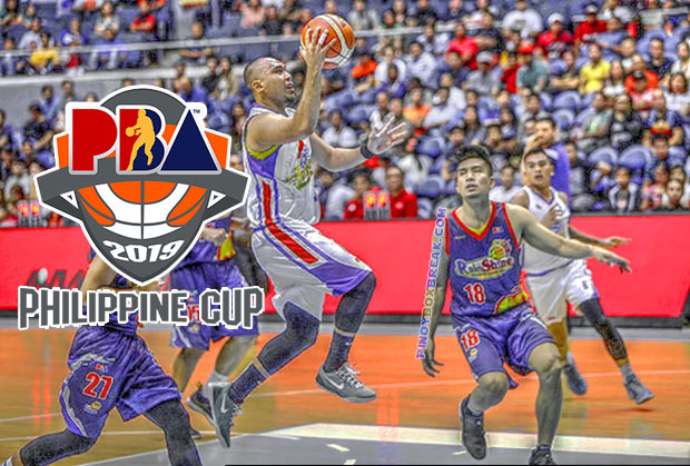 Magnolia vs Rain or Shine | February 13, 2019 | PBA Livestream - 2019 PBA Philippine Cup