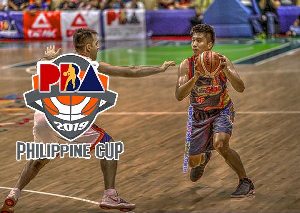 Rain or Shine (ROS) vs NorthPort | February 8, 2019 | PBA Livestream - 2019 PBA Philippine Cup